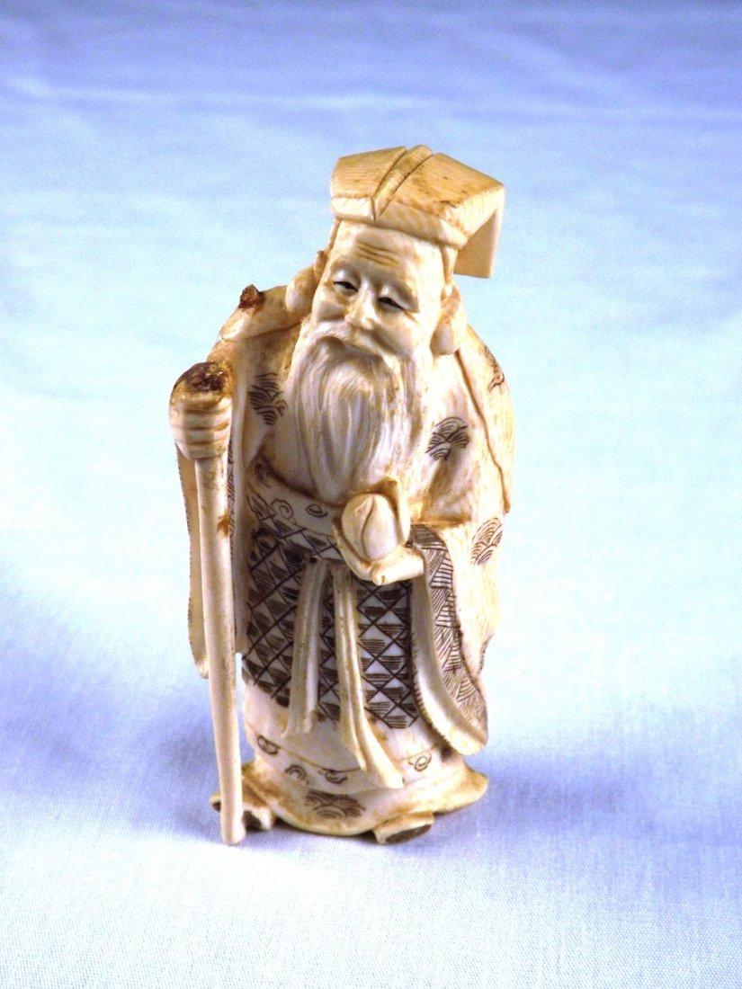 31: Ivory Man