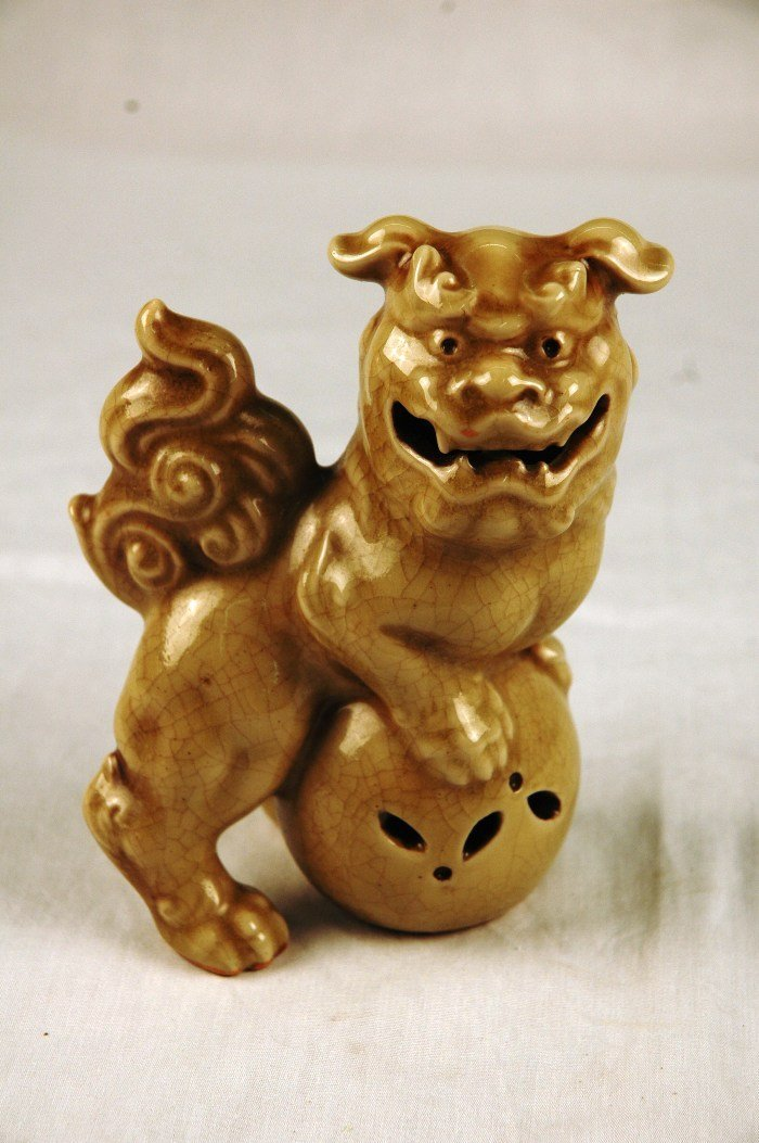 9: Japanese Shishi Lion