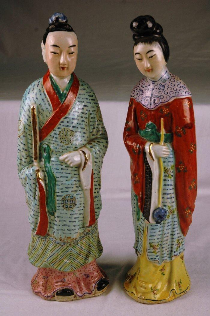 23: Chinese Immortal Han & He