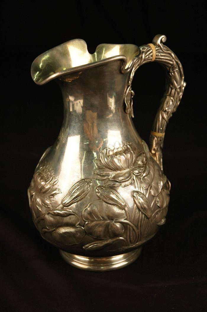 100: English Sterling Pitcher