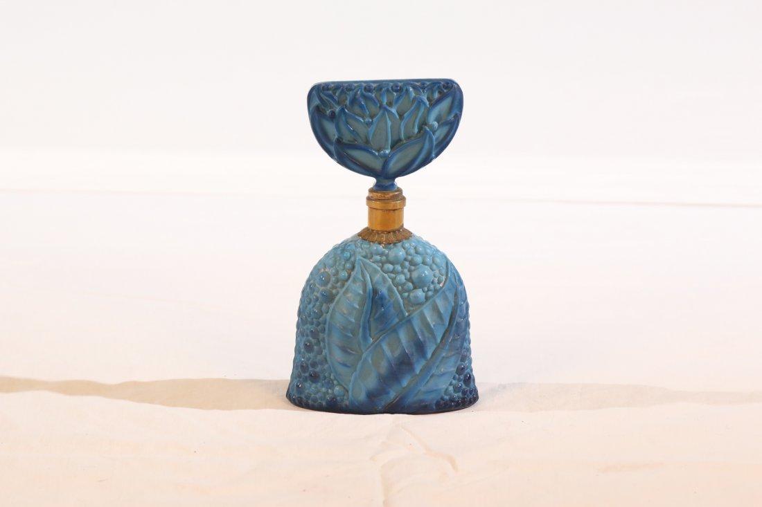 Perfume Bottle, Ornate
