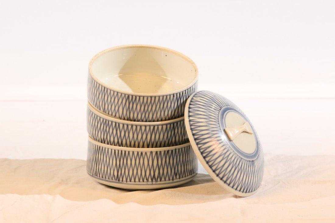 Japanese Stacking Bowls