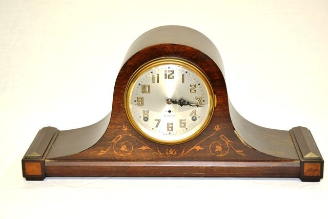 Mantle Clock by Plymouth