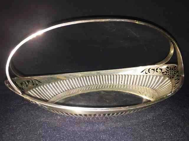 Sterling Basket, 317g