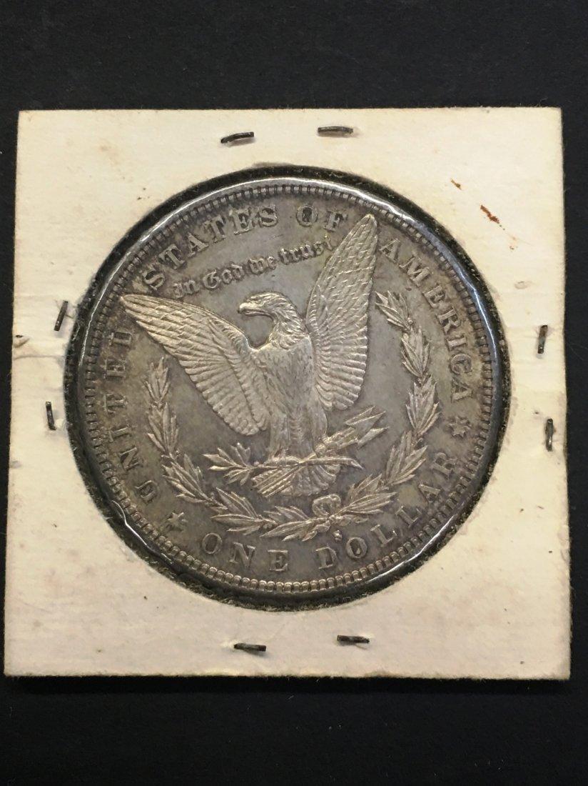 MORGAN SILVER DOLLAR 1882 - 2