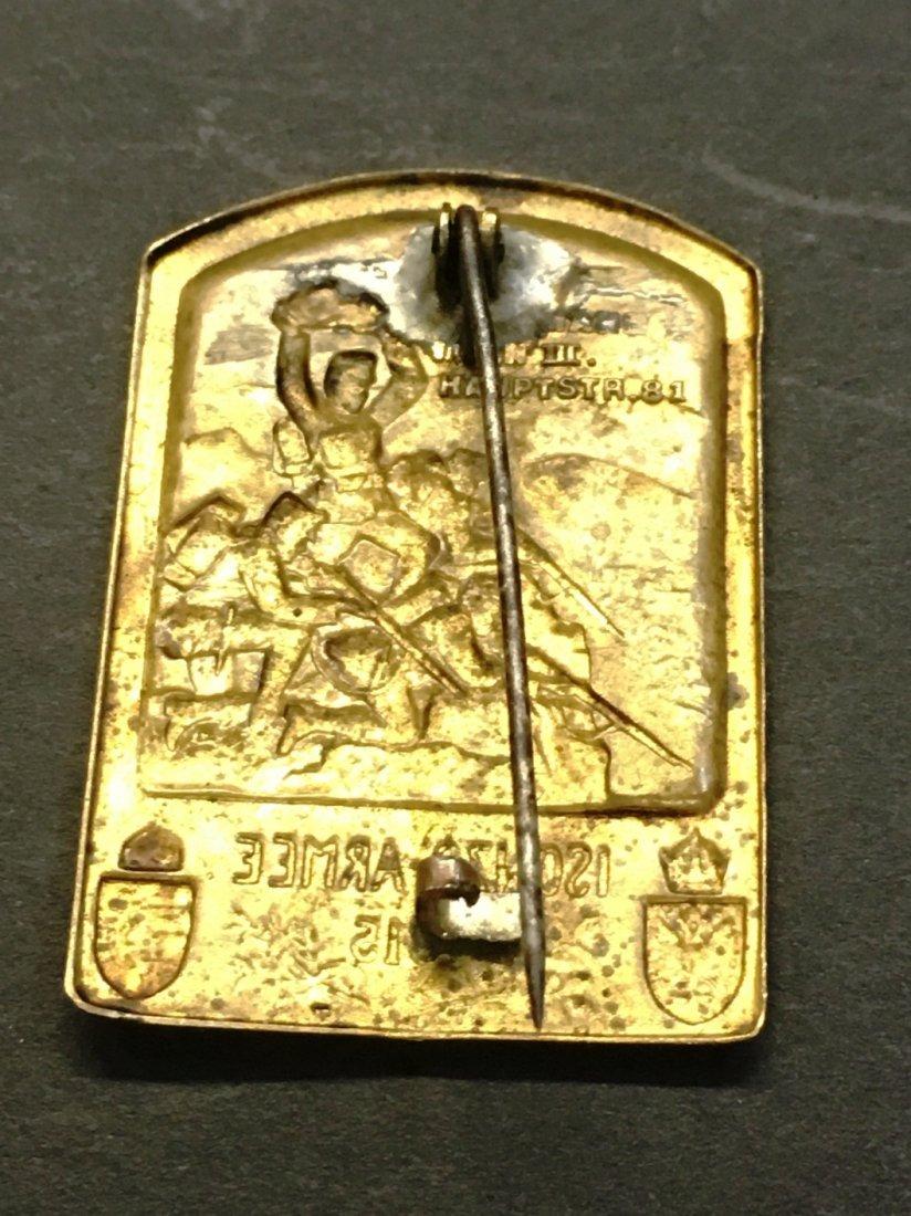 ISONZO ARMEE PIN 1915 - 2