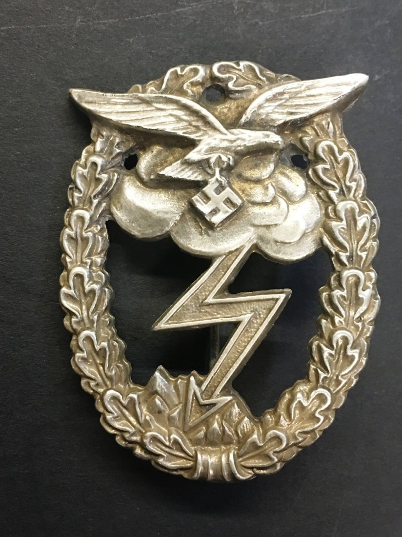 LUFTWAFFE GROUND ASSULT BADGE
