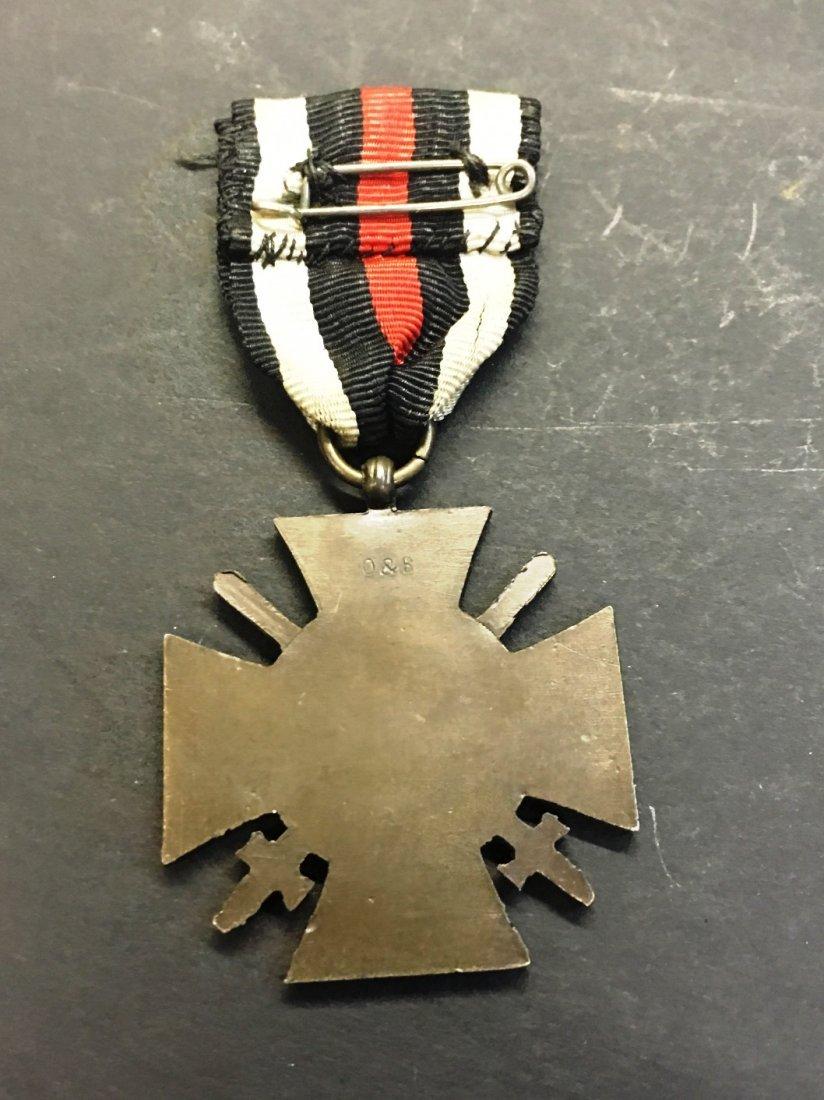 IRON CROSS RIBBON MEDAL 1914-1918 - 2