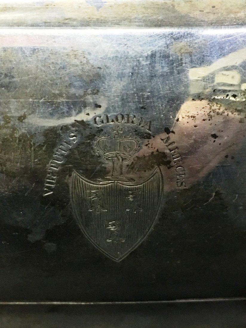 J. LOWNES TEAPOT MADE IN PHILIDELPHIA 1780 - 2