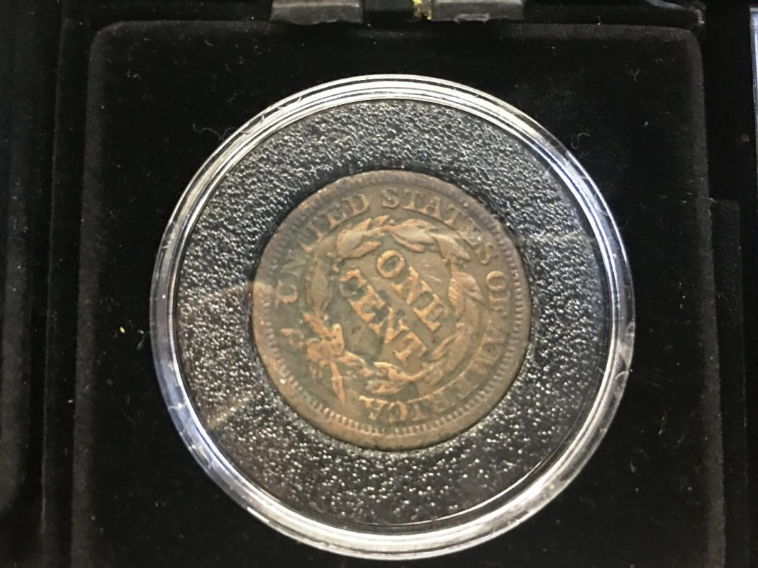 US COIN COLLECTION 1865 3 CENT NICKEL 1867 SHIELD - 5