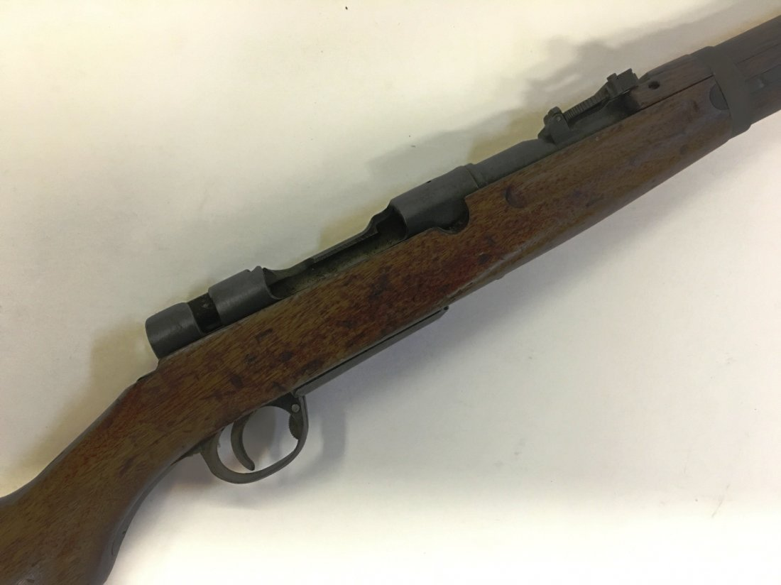 WWII JAPANESE RIFLE - 2