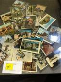 50 VINTAGE POST CARDS