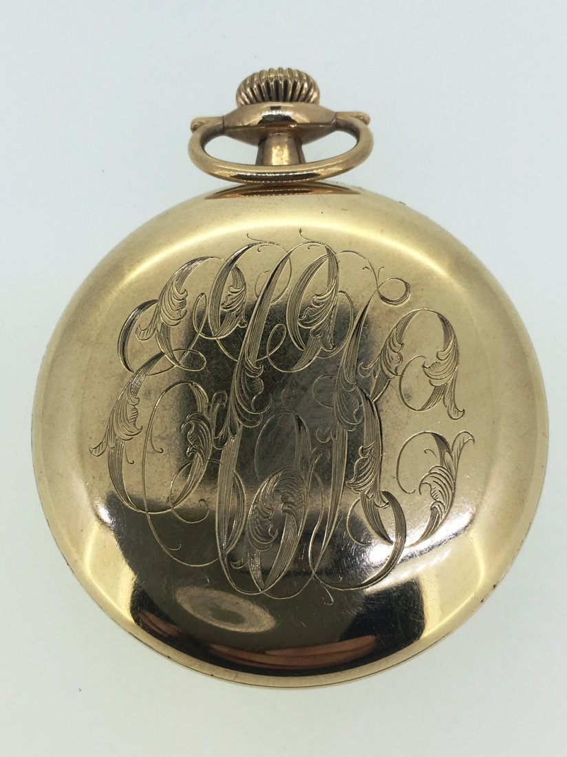 WALTHAM POCKETWATCH - 2