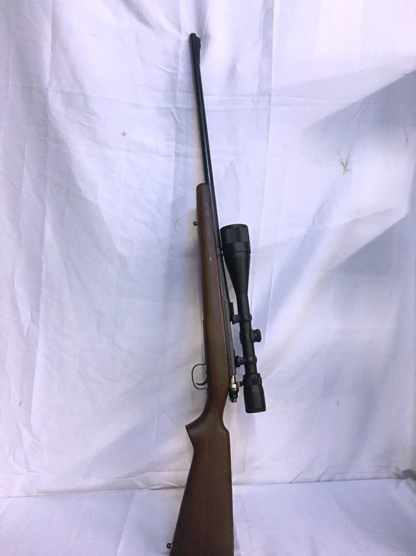REMINGTON MODEL 722 .222 RIFLE