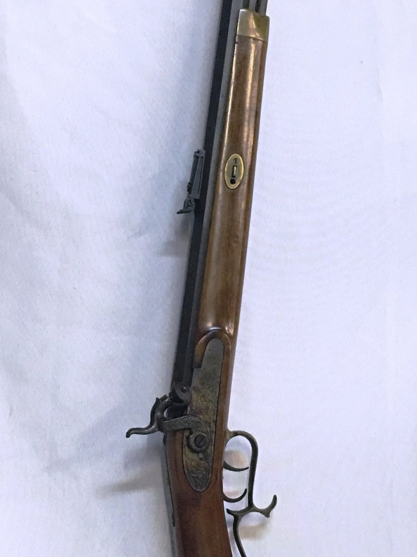 THOMPSON CENTER ARMS 45 CAL MUSKET - 2