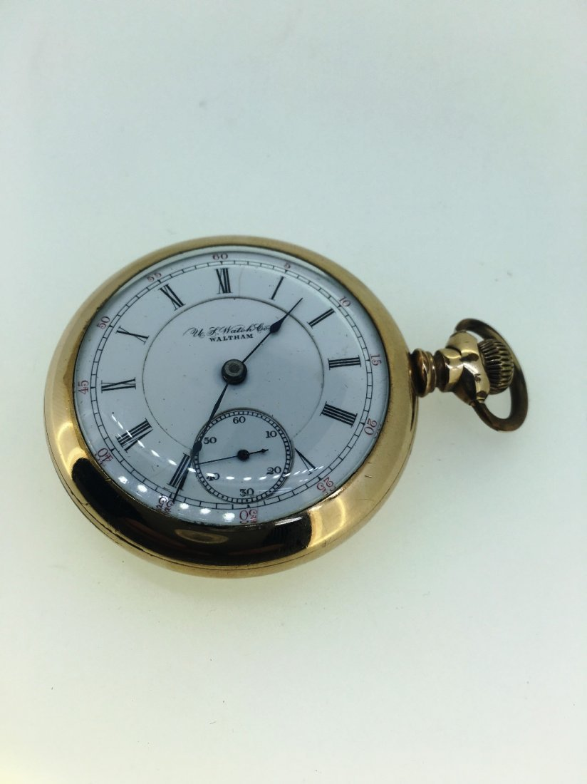 WALTHAM POCKETWATCH