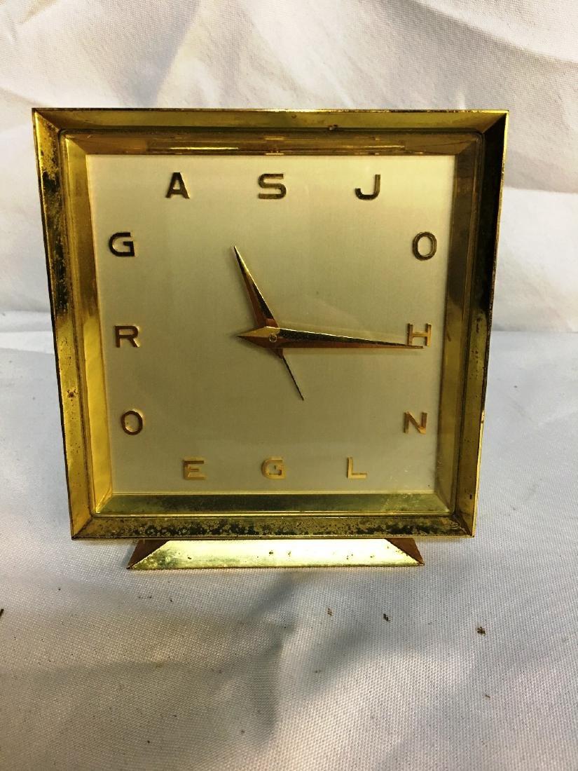 "ANGELUS 15 JEWEL BRASS ""GAS JOHN LGEOR"" 5X5"
