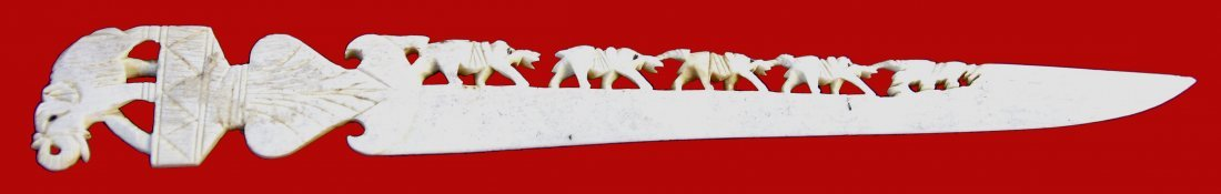 14:Chinese Carved Ivory  opener
