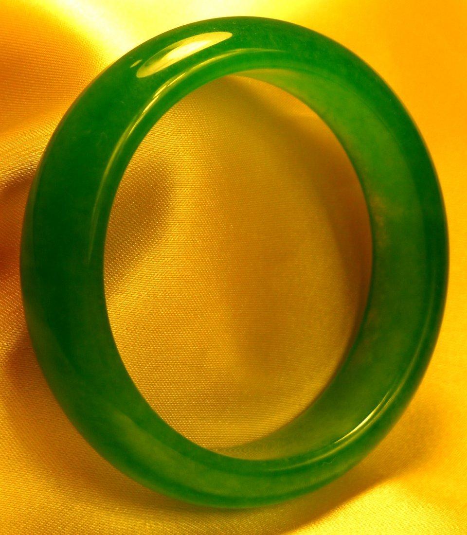 17:Chinese jade  Bangle