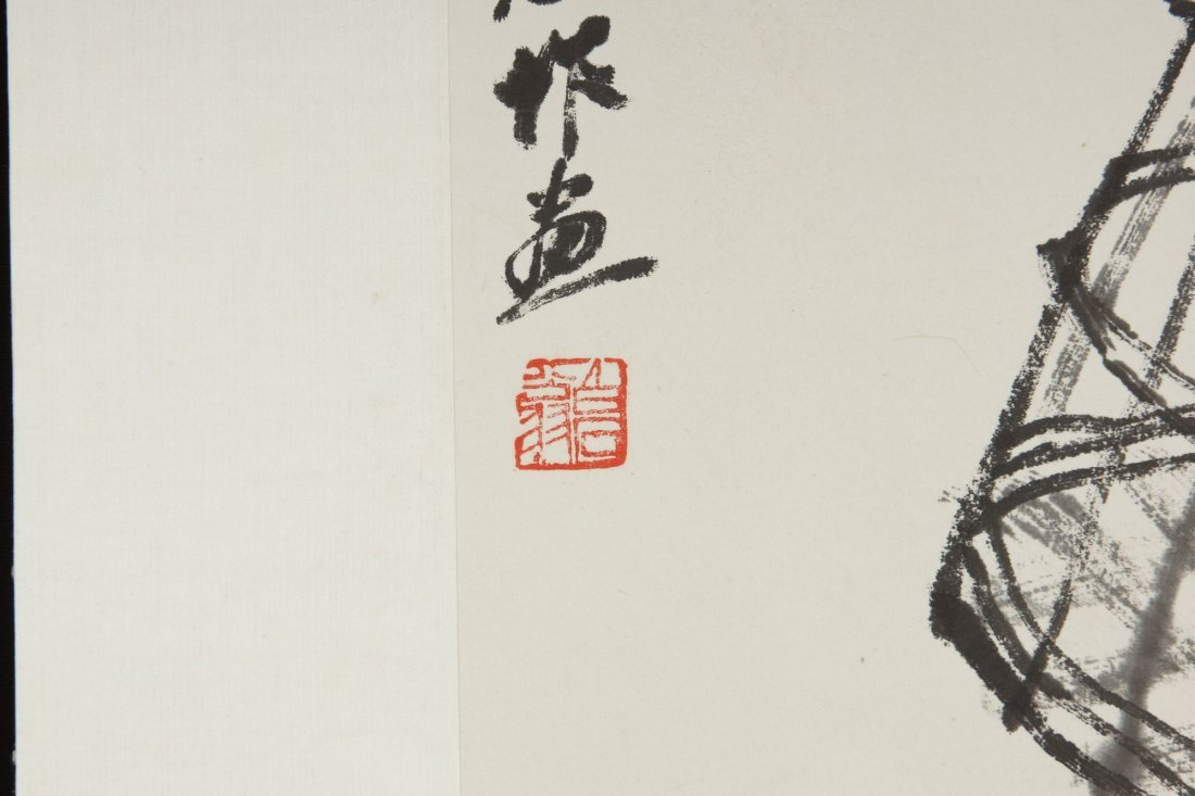 3: Chinese Painting by Qi Baishi - 4