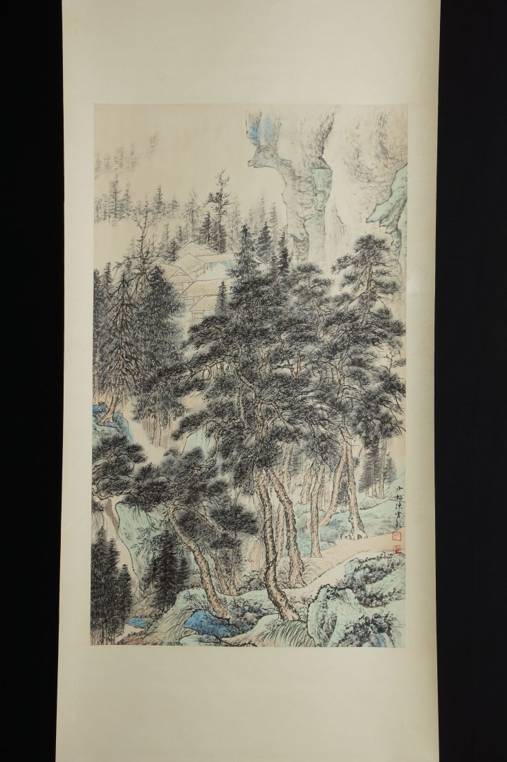 12: Chinese Painting by Chen Shaomei