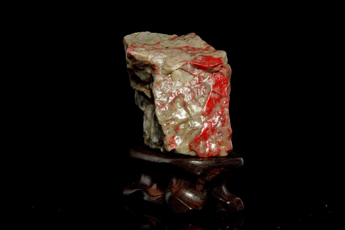 22: Chinese Bloodstone