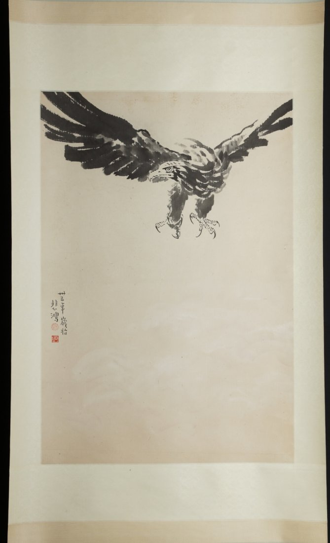 51: Chinese Scroll Painting