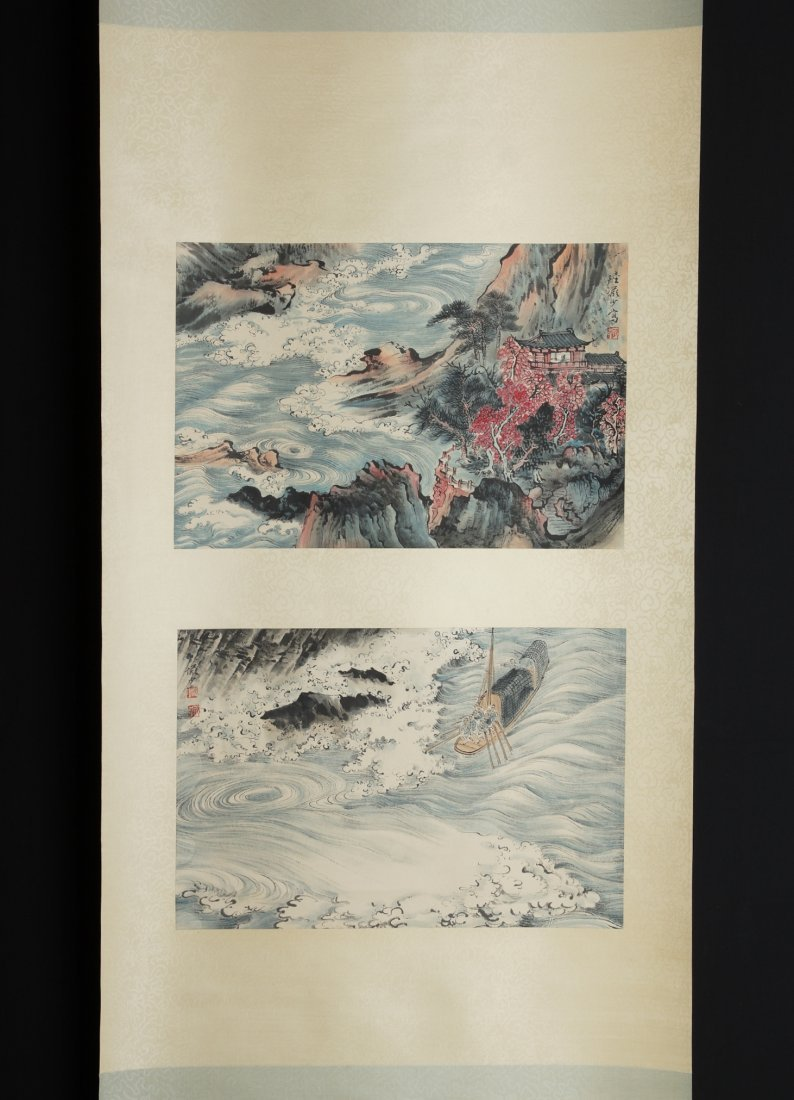 22: Chinese Scroll Painting
