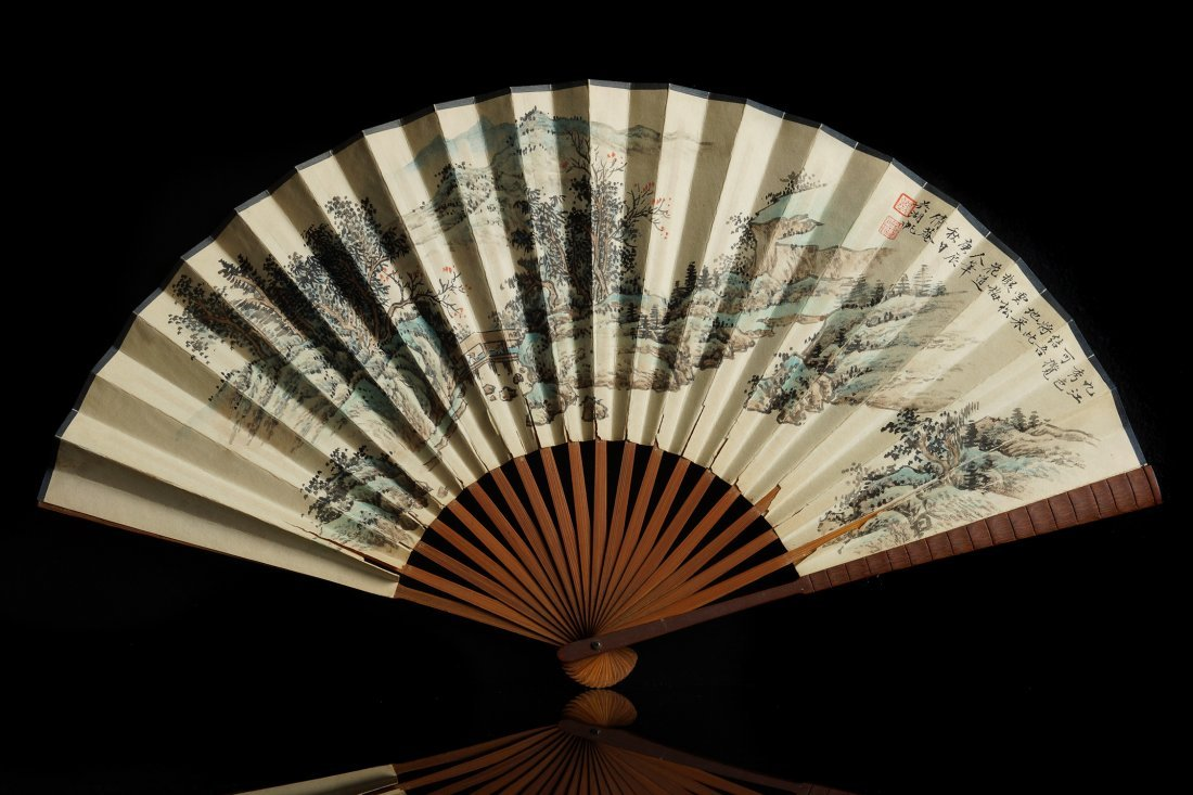 10: Chinese Painting of the Fan