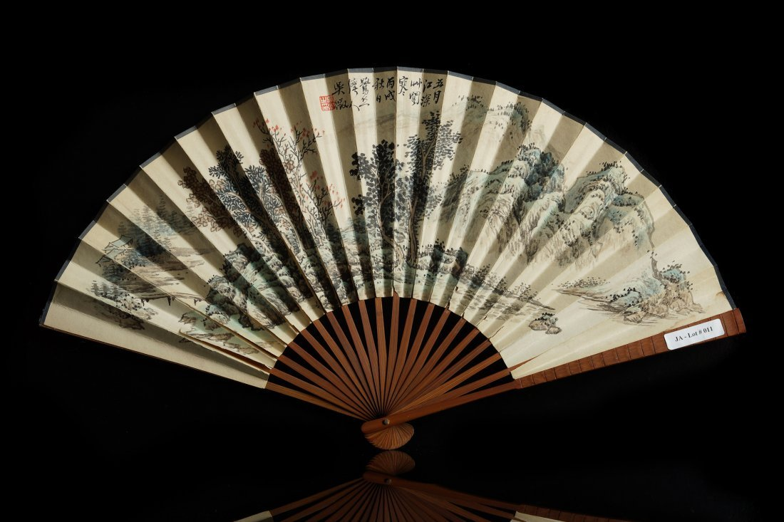 11: Chinese Painting of the Fan