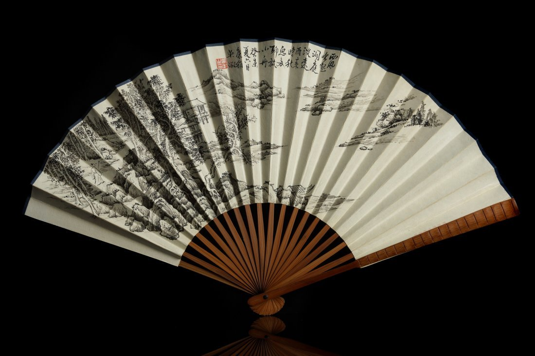 12: Chinese Painting of the Fan