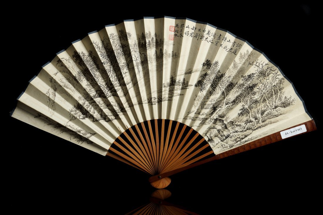 13: Chinese Painting of the Fan