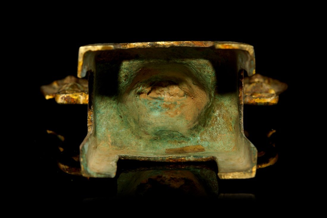 116: 17/18 Century Gilt Buddha - 4