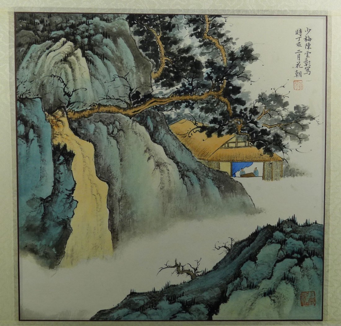 15: Chinese Painting by Chen Shaomei