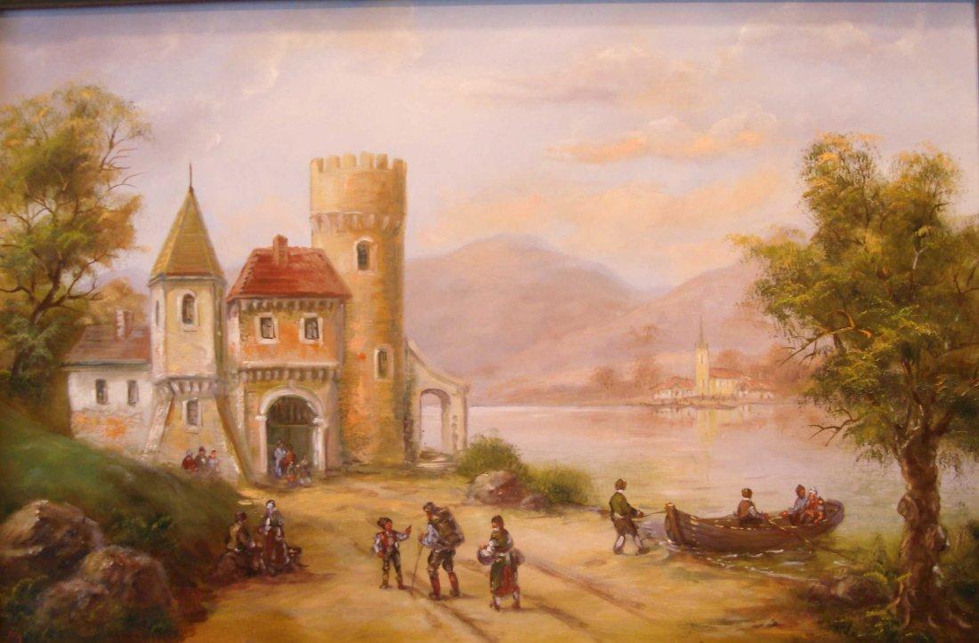 2: Tamas Mehesz: Riverbank