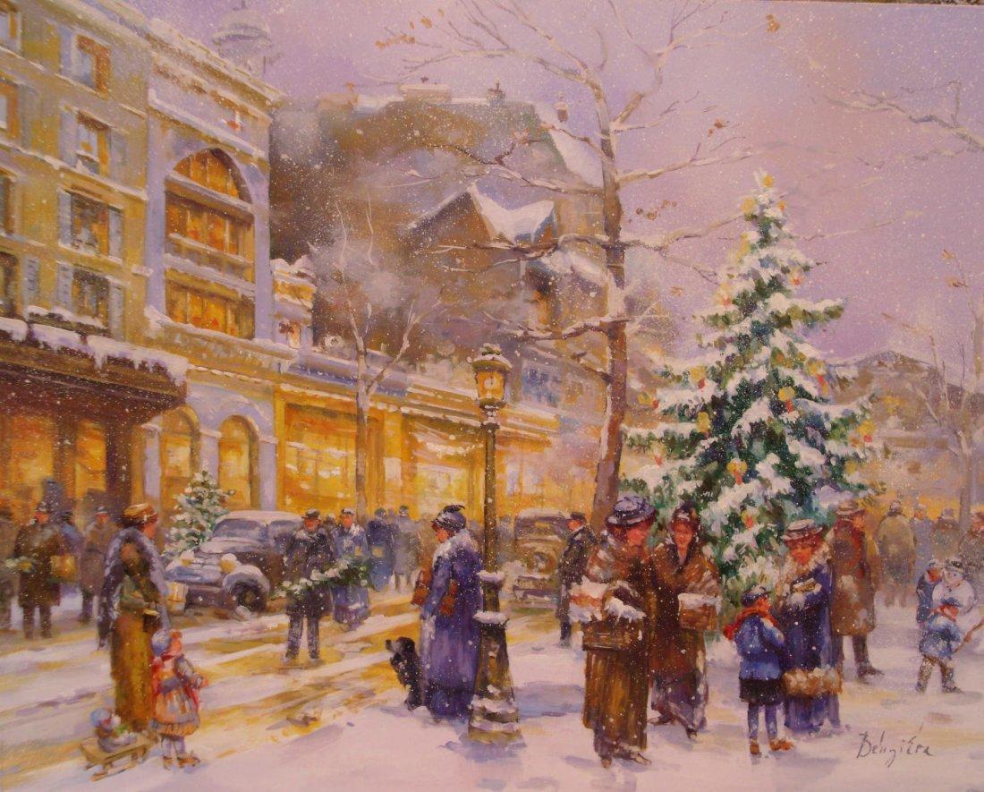 7: Eva Benyi: Christmas