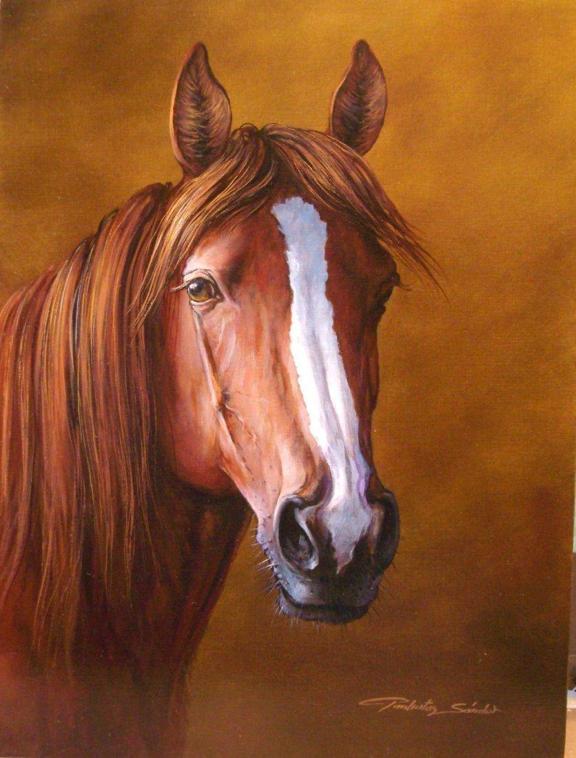 9: Sandor Pankotai: Horse II
