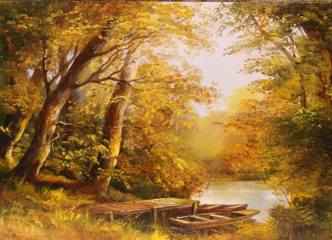 12: Zsolt Fekete: The Hidden Boat
