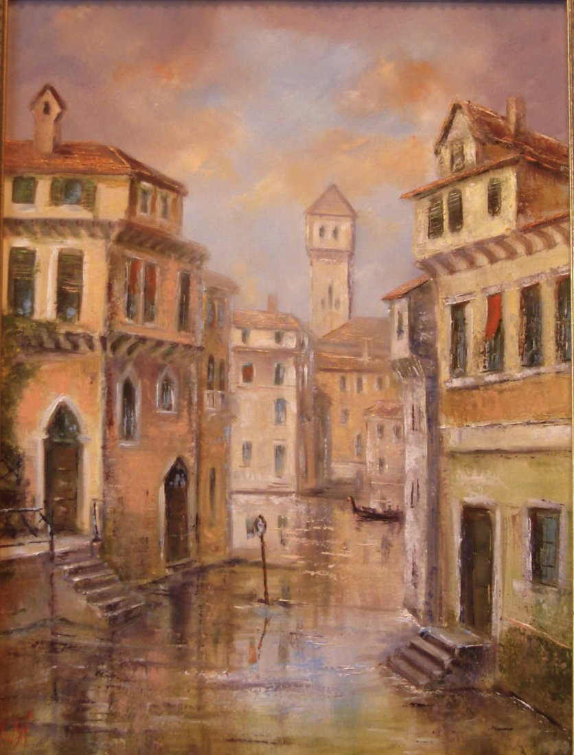 9: Tamas Mehesz: Venice