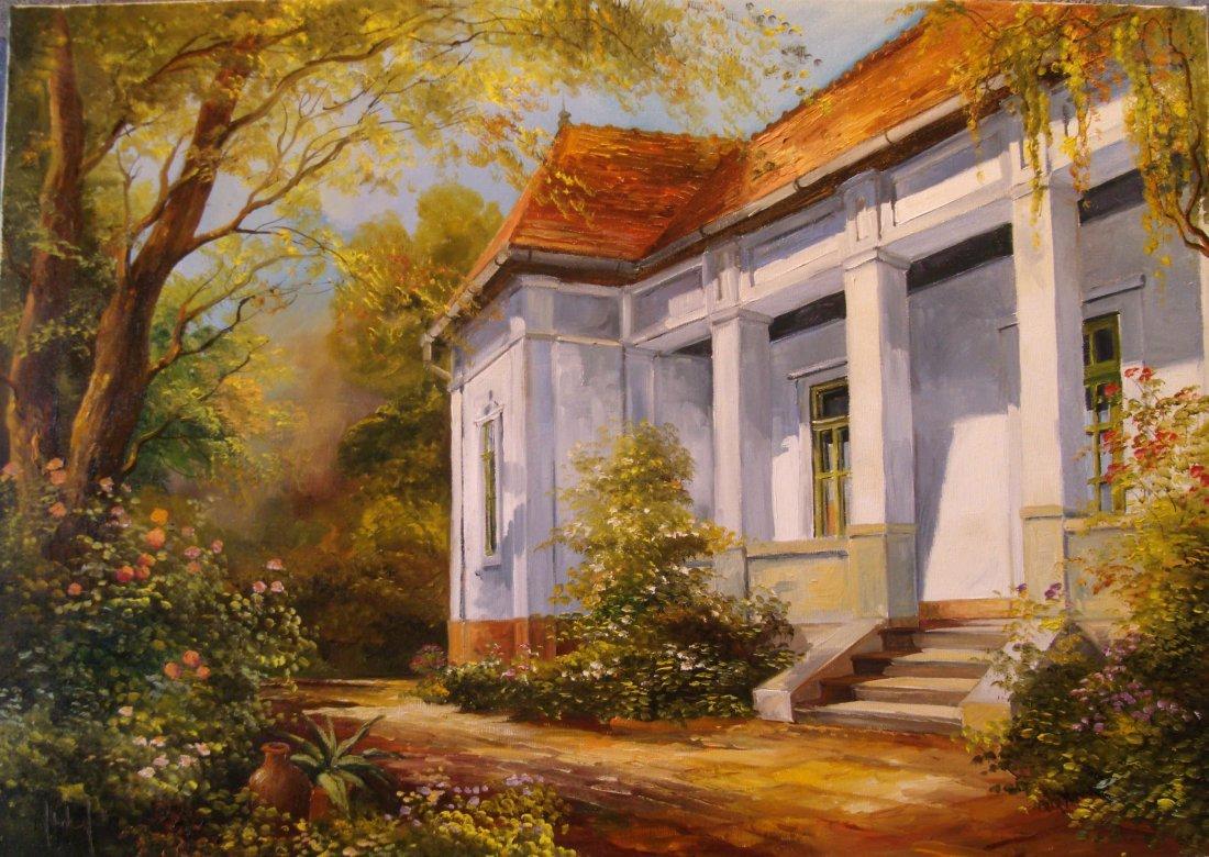13: Zsolt Fekete: Backyard