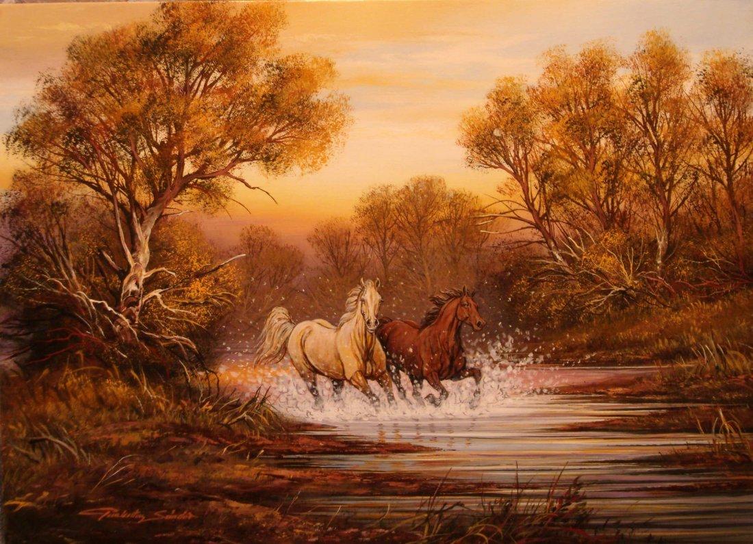 16: Sandor Pankotai: Wild Horses