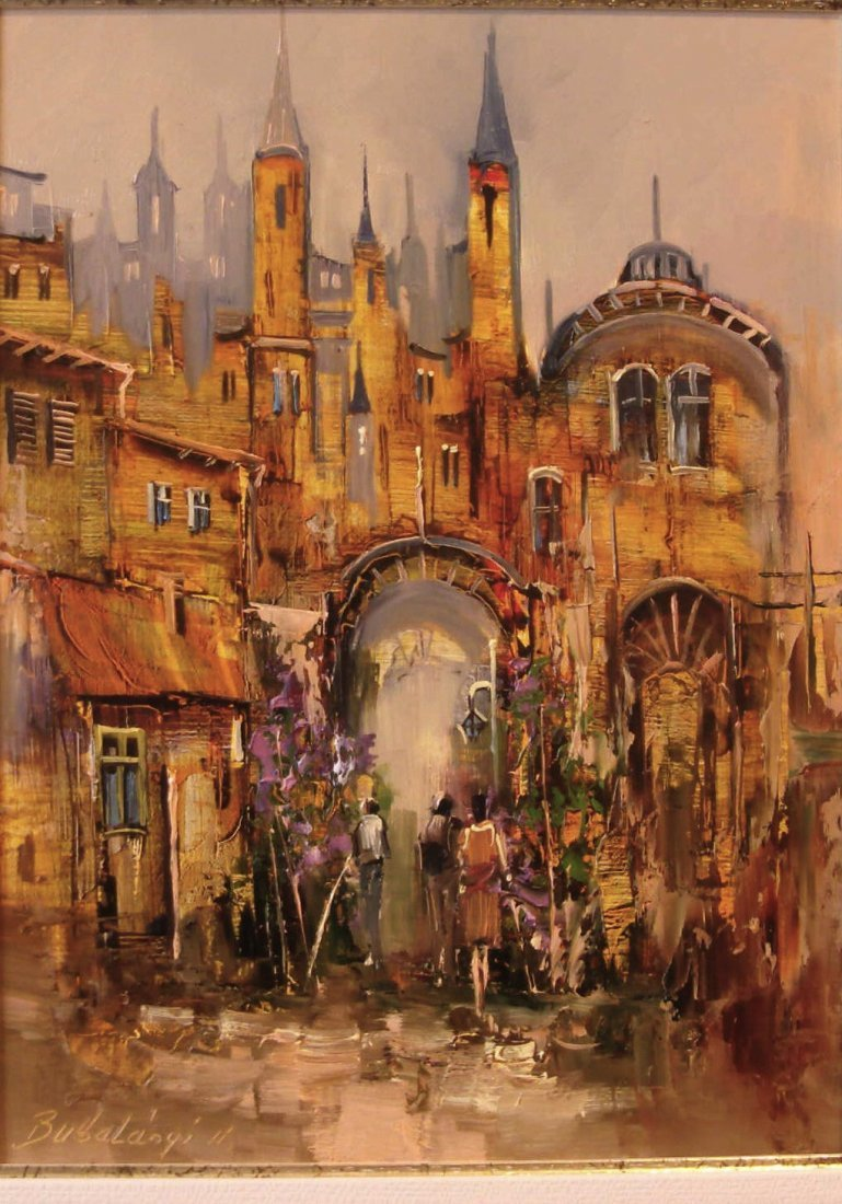 19: Laszlo Bubelenyi: Rome