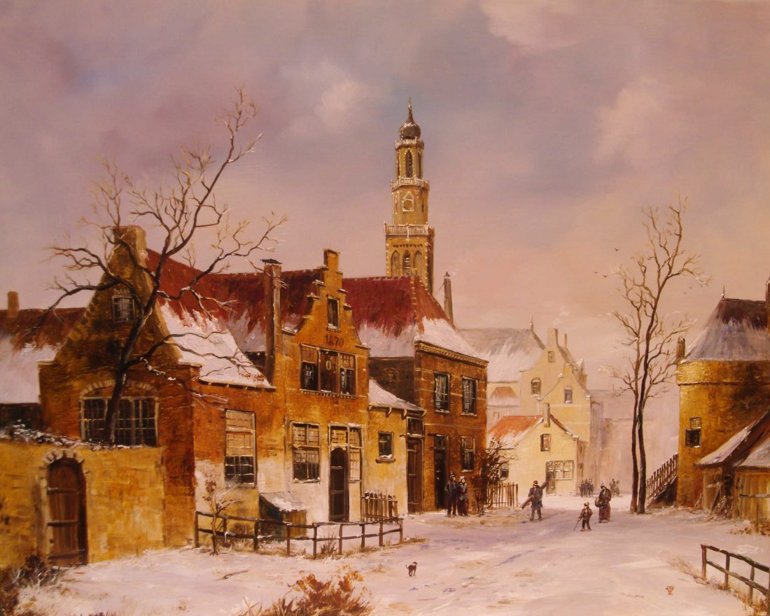 24: Ferenc Tiszavolgyi: Netherlands