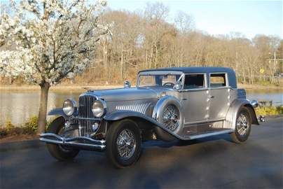126: 1931 Duesenberg Model J Murphy Beverly