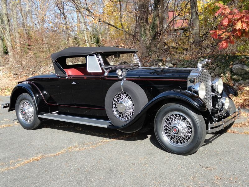 1929 Packard 645 Roadster by Dietrich