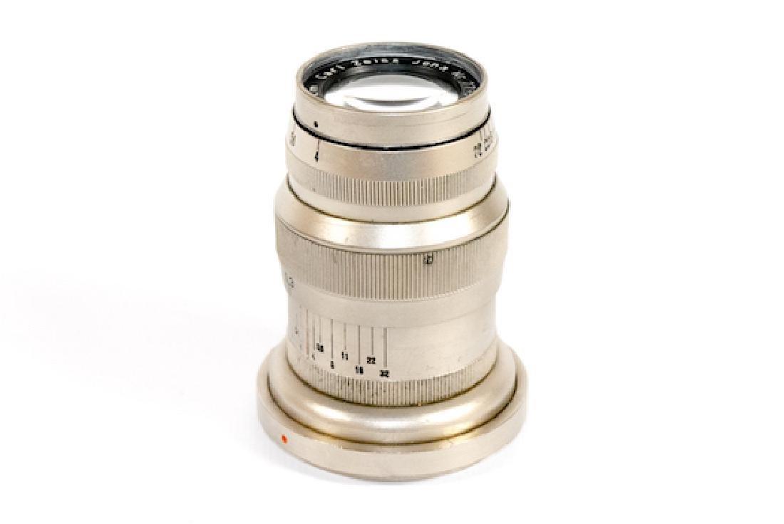 Zeiss Jena 85mm Triotar f4