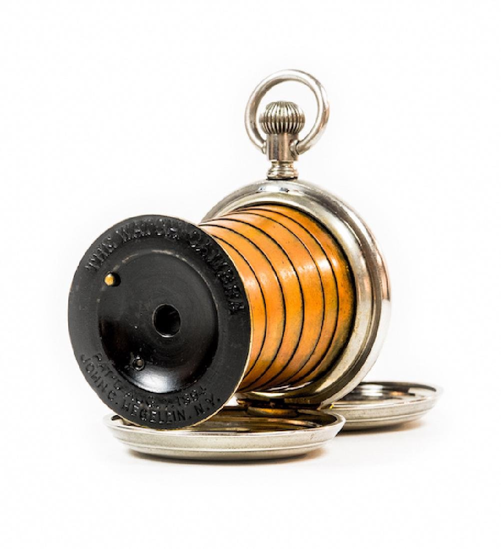 The Hegelein Watch Camera