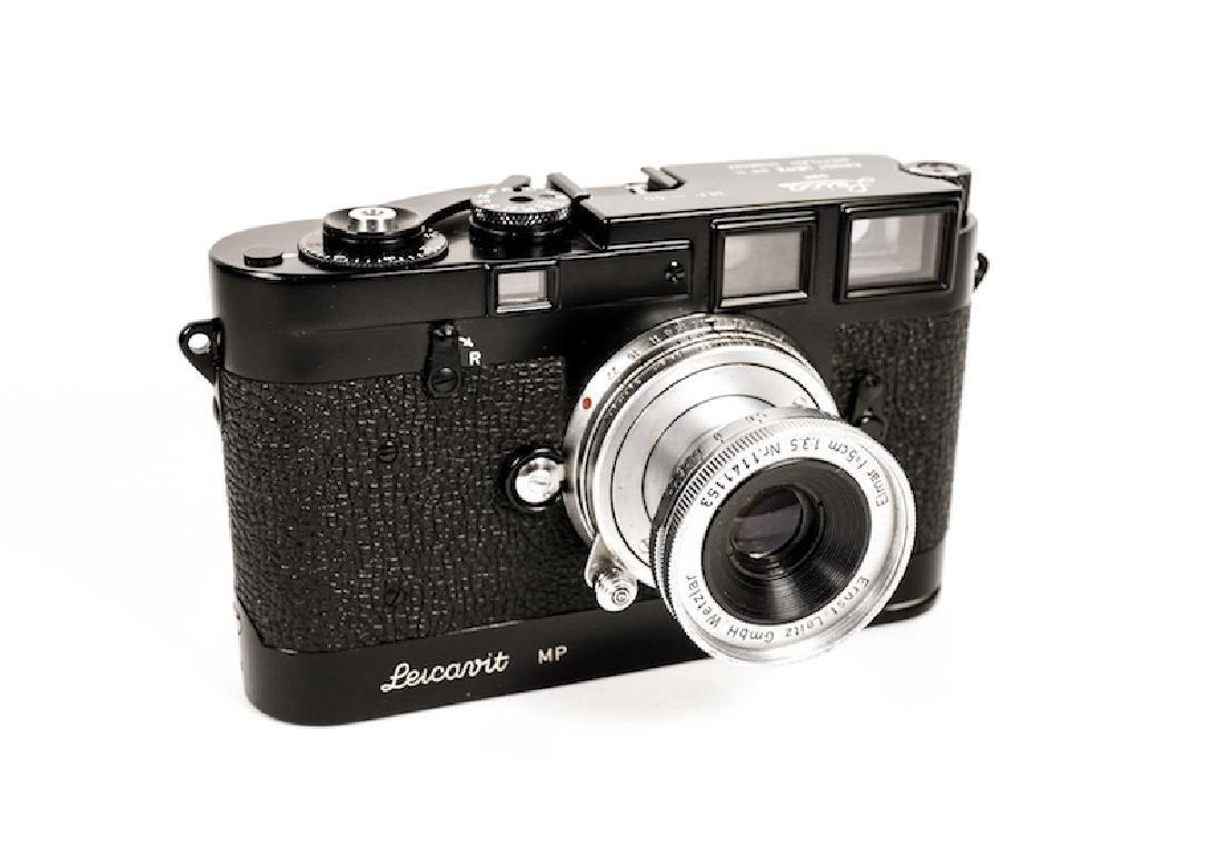 Leica MP Black Enamel Nr. 50