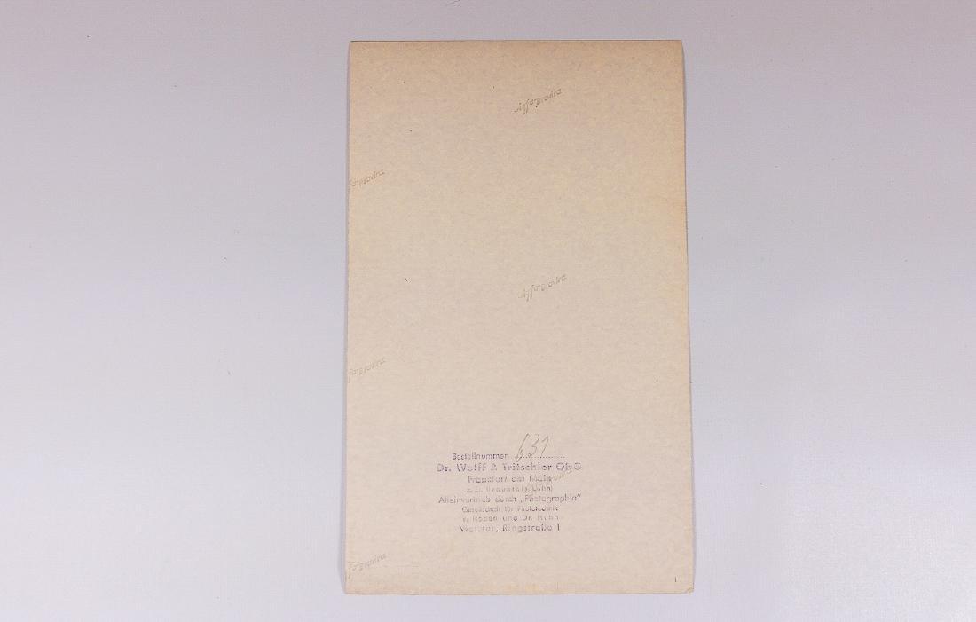 Dr. Paul Wolff print - 2