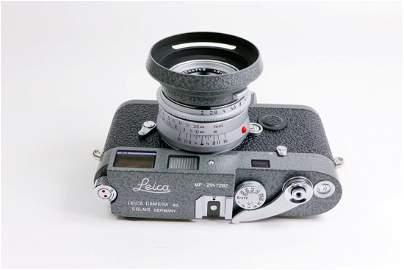 Leica MP .72 Hammertone Grey set